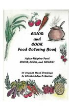Color and Cook Food Coloring Book