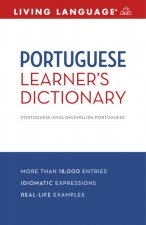 Portuguese Learner's Dictionary: Portuguese-English/English-Portuguese