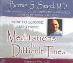 Meditations for Difficult Times
