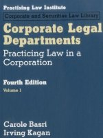 Corporate Legal Depts