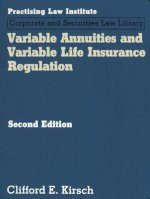 Variable Annuities & Variable Life Insurance Regulation