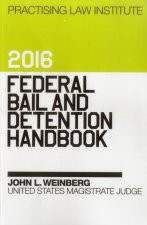 Federal Bail and Detention Handbook 2016