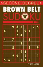 Second-Degree Brown Belt Sudoku(r)