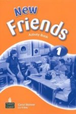 New Friends 1 Activity Book