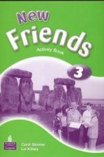 New Friends 3 Activity Book