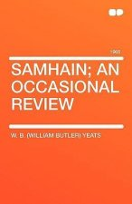 Samhain; An Occasional Review
