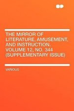 The Mirror of Literature, Amusement, and Instruction. Volume 12, No. 344 (Supplementary Issue)