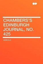 Chambers's Edinburgh Journal, No. 425