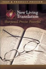 New Living Translation Text & Product Preview