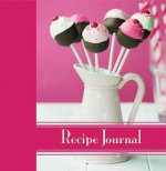 Cake Pops Recipe Journal