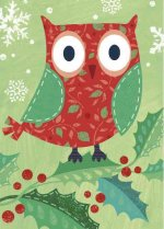 Holiday Hooter Boxed Cards