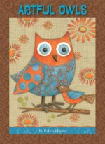 Artful Owls Notecards [With 16 Envelopes]