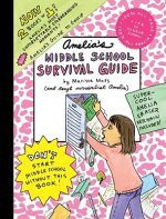 Amelia's Middle School Survival Guide [With Eraser]