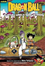 Dragon Ball, Volume 4: Carrots with a Side of Pilaf