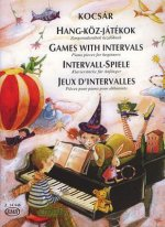 Games with Intervals: Piano Pieces for Beginners