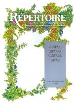 Repertoire for Music Schools: Guitar