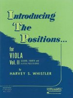 Introducing the Positions for Viola: Volume 2 - Second, Fourth and Fifth