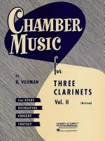 Chamber Music for Three Clarinets, Vol. II: (Medium)