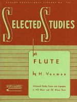 Selected Studies for Flute