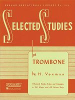 Selected Studies: For Trombone
