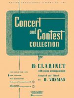Concert and Contest Collection for Bb Clarinet: With Piano Accompaniment
