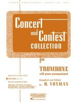 Concert and Contest Collections for Solo Trombone: With Piano Accompaniment