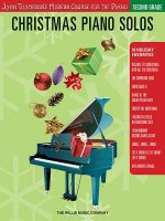 Christmas Piano Solos: Second Grade