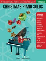 Christmas Piano Solos: Third Grade