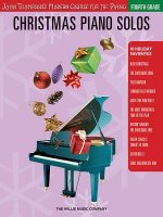 Christmas Piano Solos: Fourth Grade