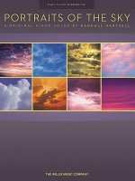Portraits of the Sky: 8 Original Intermediate Piano Solos