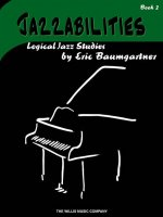 Jazzabilities, Book 2: Logical Jazz Studies