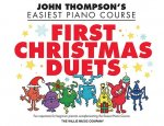 First Christmas Duets: John Thompson's Easiest Piano Course