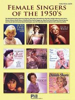 Female Singers of the 1950s