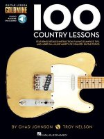 100 Country Lessons: Guitar Lesson Goldmine Series