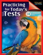 Time for Kids: Practicing for Today's Tests Language Arts: Level 4 (Level 4)