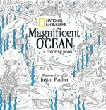 National Geographic Magnificent Oceans: An Adult Coloring Book