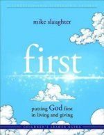 First Children's Leader Guide: Putting God First in Living and Giving