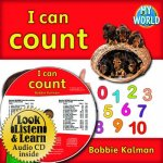 I Can Count - CD + Hc Book - Package