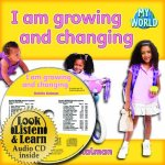 I Am Growing and Changing - CD + Hc Book - Package