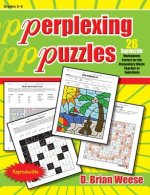 Perplexing Puzzles: 26 Reproducible Worksheets Perfect for the Elementary Music Teacher or Substitute