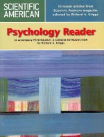 Scientific American to Accompany Psychology Reader: A Concise Introduction
