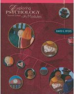 Exploring Psychology in Modules [With Paperback Book]