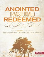 Anointed, Transformed, Redeemed - Audio CDs: A Study of David