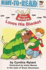 Puppy Mudge Loves His Blanket (4 Paperbacks/1 CD)