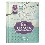One-Min Devotions for Moms Hardcover