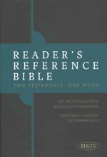 Reader's Reference Bible: NKJV Edition, Hardcover