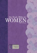 The Study Bible for Women: NKJV Edition, Purple/Gray Linen