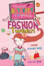 Fashion Tween [With Sticker(s)]