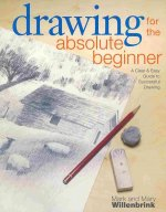 Drawing, Watercolor and Oil for the Absolute Beginner with Mark Willenbrink Books Bundle