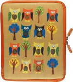 Owls NeoSkin iPad2 Neoprene Jacket: With Built-In Screen Protection